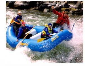Motivation River Adventure