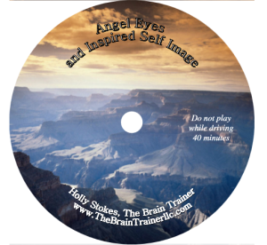 Angel Eyes & Inspired Self Image Hypnosis CD