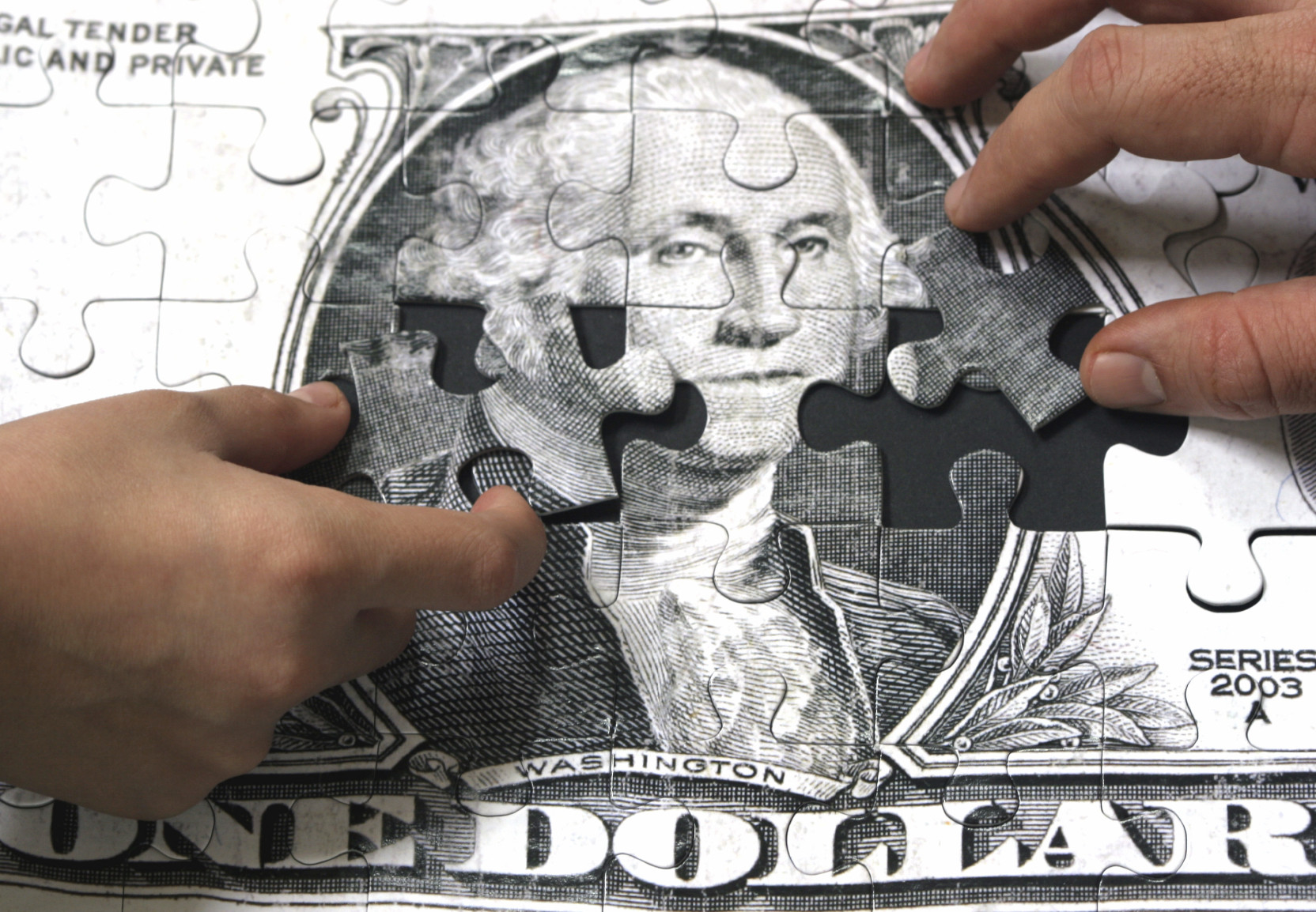 Piece Together Your Money Puzzle with Your Brain