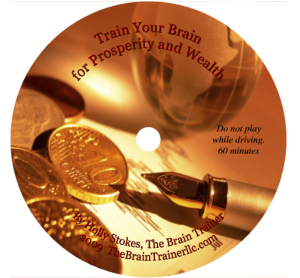 Hypnosis CD to Change Money Stress and Increase Income
